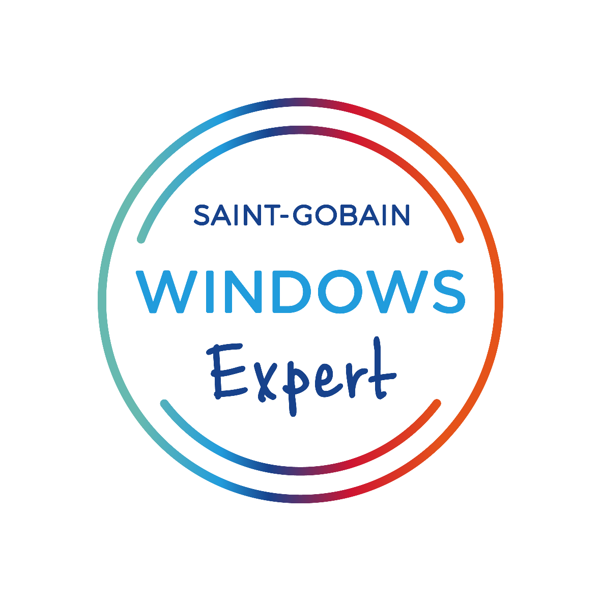 Logo Saint-Gobain Windows Expert